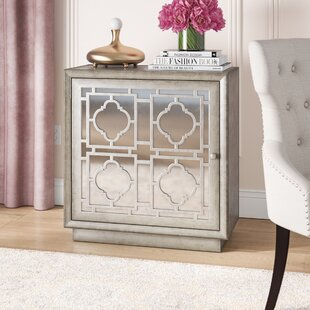Searching for Brockley Mirrored Overlay 1 Door Accent Chest By House of Hampton