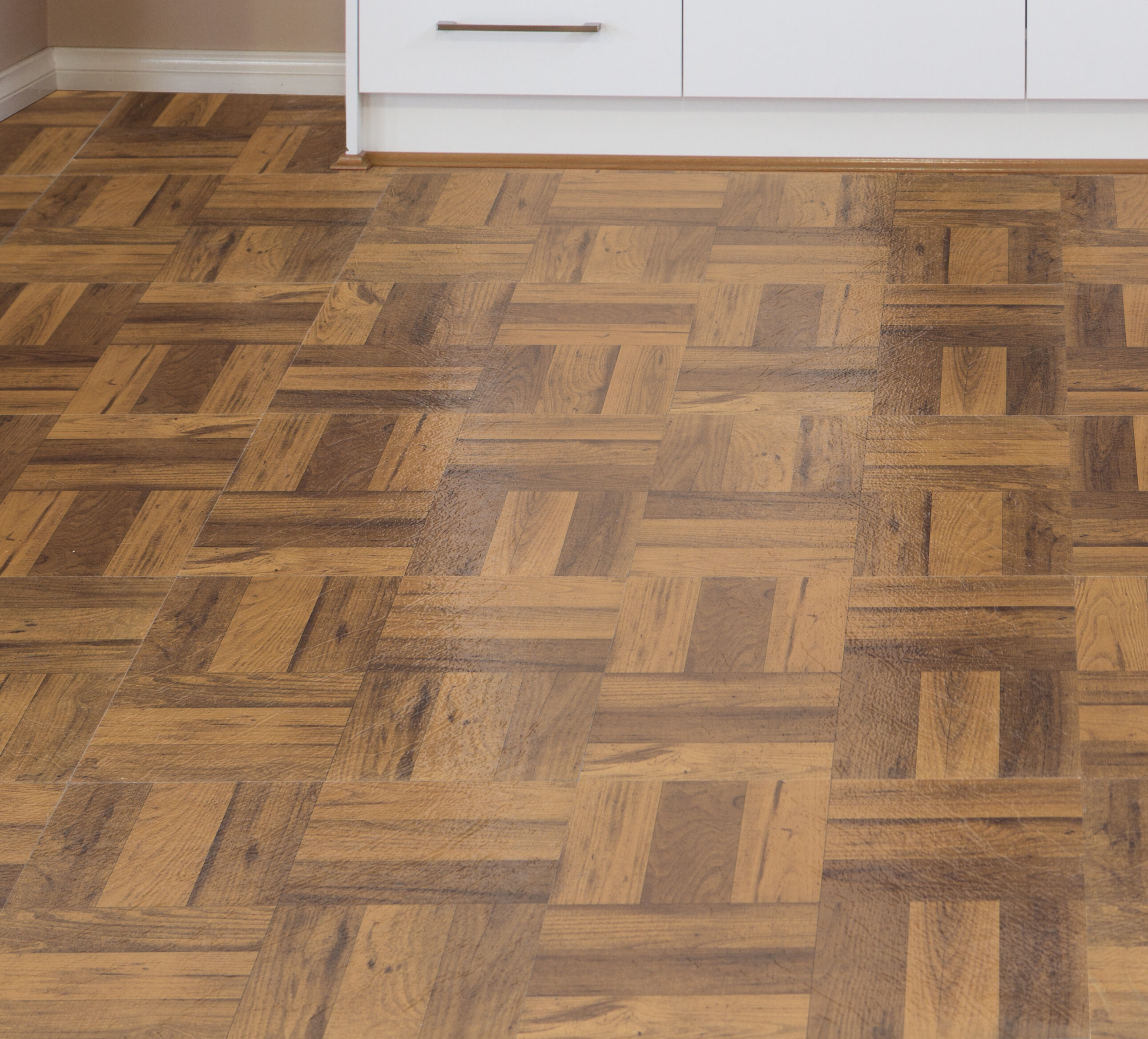 3 Finger Med Parquet Self Adhesive