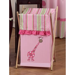 Jungle Friends Laundry Hamper By Sweet Jojo Designs