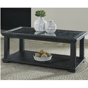 Buy luxury Edmore Coffee Table By Canora Grey