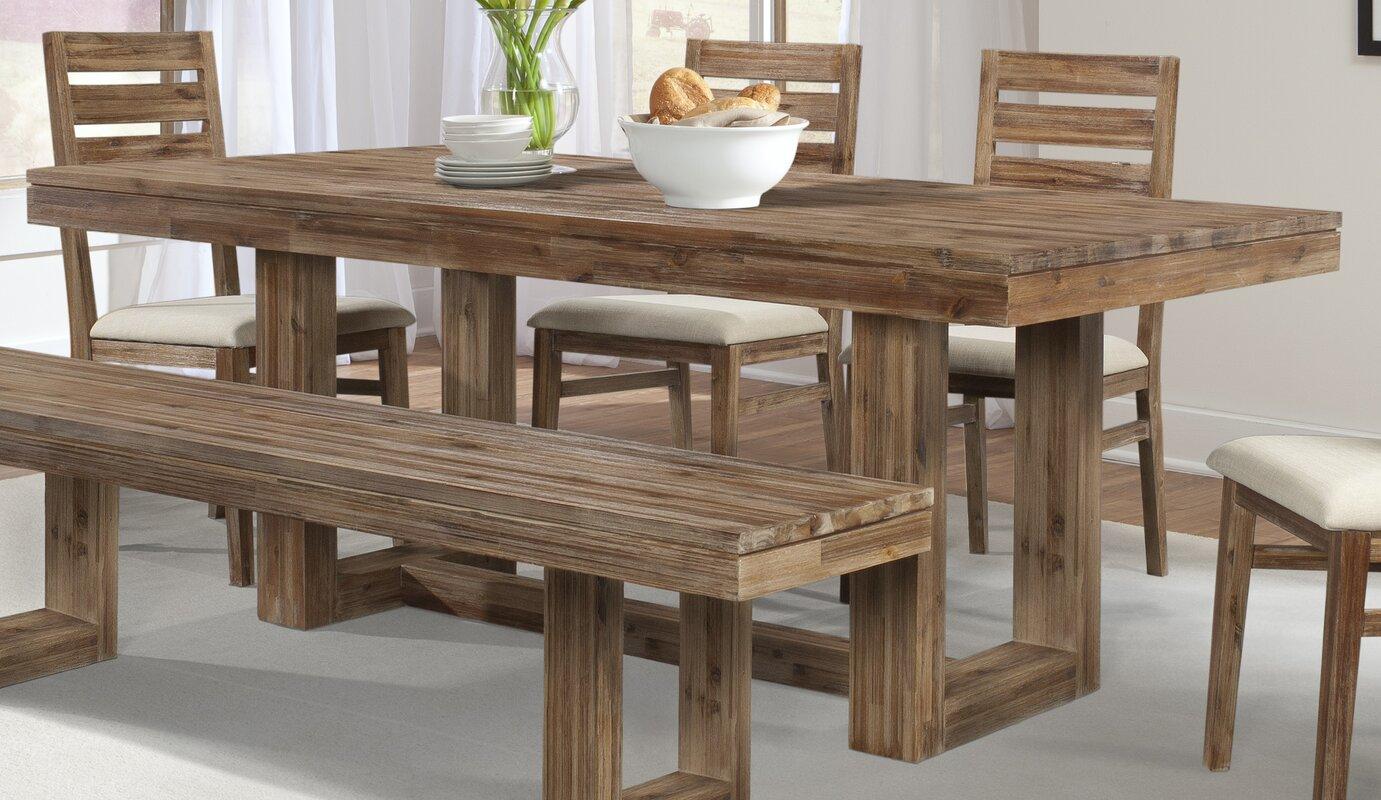 union rustic ciera 6 piece dining set reviews wayfair 6 piece kitchen dining room sets sku unrs1212