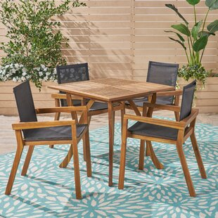 Claussen 5 Piece Dining Set