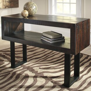 World Menagerie Tripoli Console Table