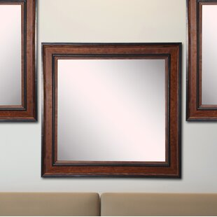 Kimzey Country Pine Wall Mirror (Set of 3) by Charlton Home