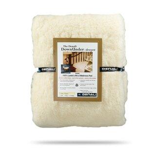Denali Home Collection Down Under Lamb's Wool Mattress Pad