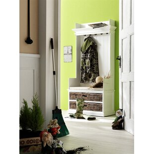 Amityville Entryway Hall Tree by Beachcrest Home