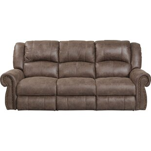 Westin Reclining Sofa by Catnapper Discount