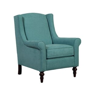Fritz Wingback Chair by Craftm..