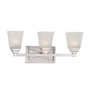 Designers Fountain Trenton 3-Light Vanity Light