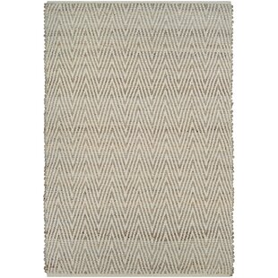 Yvaine Hand Loomed Straw Area Rug