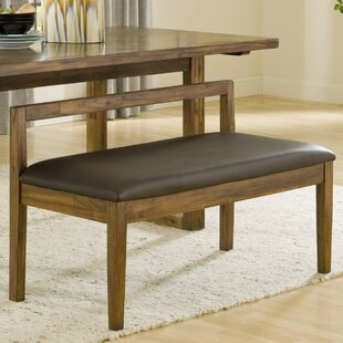 Modus Furniture Alba Solid Wood Bench
