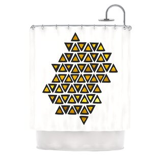 Inca Tribe by Pom Graphic Design Single Shower Curtain By East Urban Home
