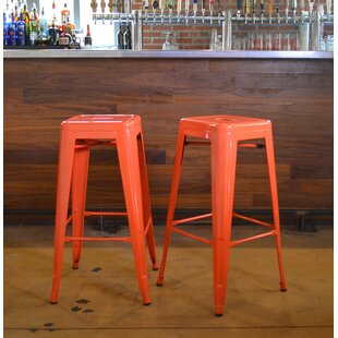 Gillingham 30 Bar Stool (Set of 2) by Ebern Designs