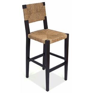 Rush Weave 30 Bar Height Bar Stool BirdRock Home