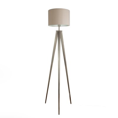 Ivory Cream Floor Lamps You Ll Love Wayfair Co Uk