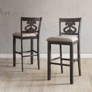Martiques Swirl Back 30 Bar Stool (Set Of 2) Design