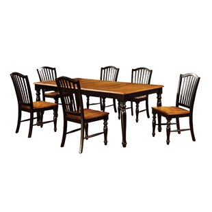 Tanner 7 Piece Extendable Dining Set