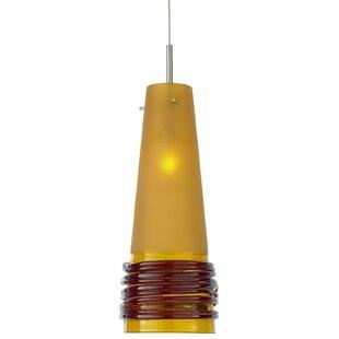 Oggetti Fili 1-Light Cone Pendant