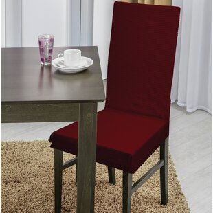 Dining Chair T-Cushion Slipcover by Ebern Designs