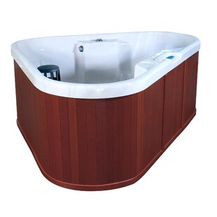 QCA Spas Bermuda 3-Person 36-J..