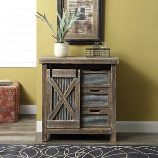 Mebane 1 Door Accent Cabinet by Gracie Oaks