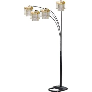 Reviews Salvador 84 Tree Floor Lamp By Milton Green Star