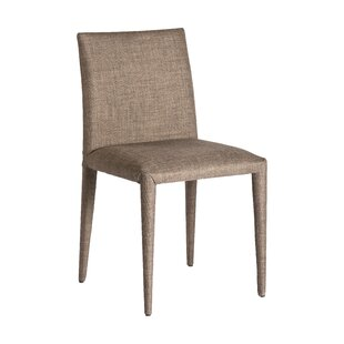 Ahmad Upholstered Dining Chair (Set of 2) by Wrought Studio