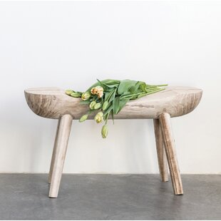 Wesolowski Wood Bench by Union Rustic