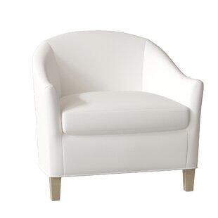 Nina Barrel Chair by Maria Yee