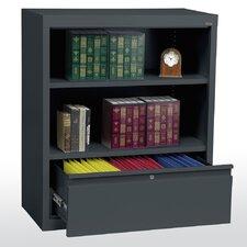 42 Standard Bookcase by Sandusky Cabinets