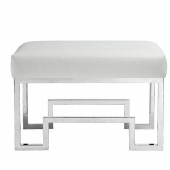 Everly Quinn Nerissa Vanity Stool Reviews Wayfair