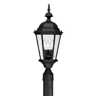 Hounsfield Outdoor 3-Light Lantern Head