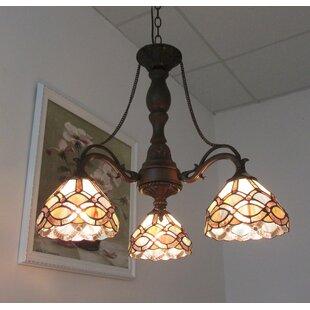Astoria Grand Cothran 3-Light Chandelier
