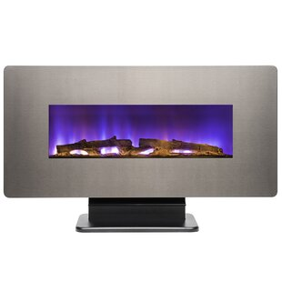 AKDY Wall Mounted/Freestanding Electric Fireplace