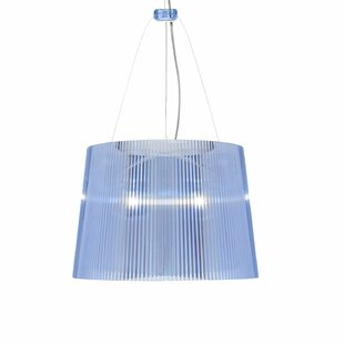 Kartell G? 1-Light Drum Pendant
