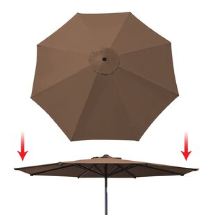 Water Resistant Patio Umbrella Replacement Covers