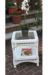 Belaire Side Table by Wicker Warehouse New