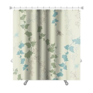 Alpha Dragonflies Premium Single Shower Curtain