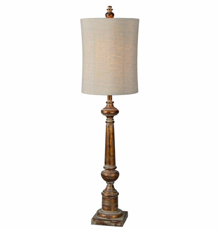 """Delilah 44"""" Buffet Lamp"""