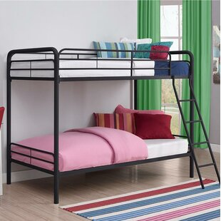 Glick Twin over Twin Bunk Bed