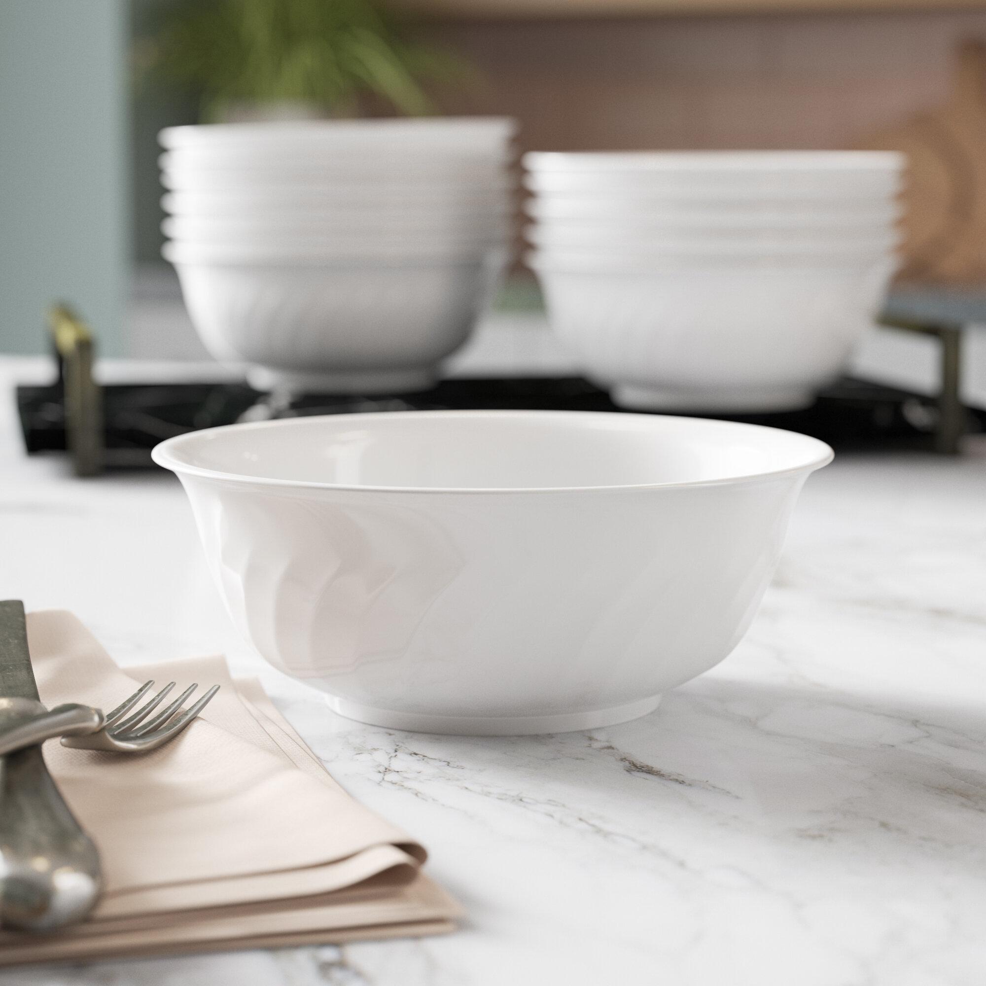 Mint Pantry Elinore 32 Oz Melamine Swirl Cereal Bowl Wayfair