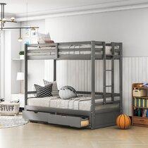Wayfair Futon Bunk Beds You Ll Love In 2021