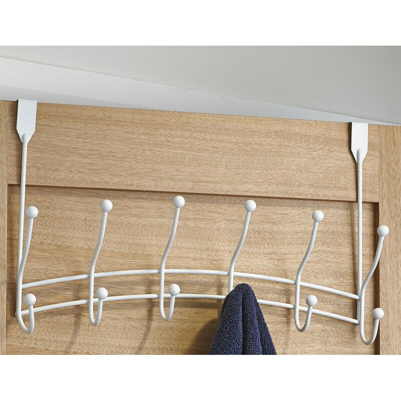 Richelieu Utility Wall Mounted Coat Rack Reviews Wayfair