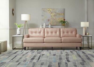 Delia Sofa Palliser Furniture Body Fabric Ambient Wave