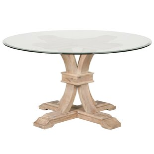Rosdorf Park Olivia Statuesque Dining Table