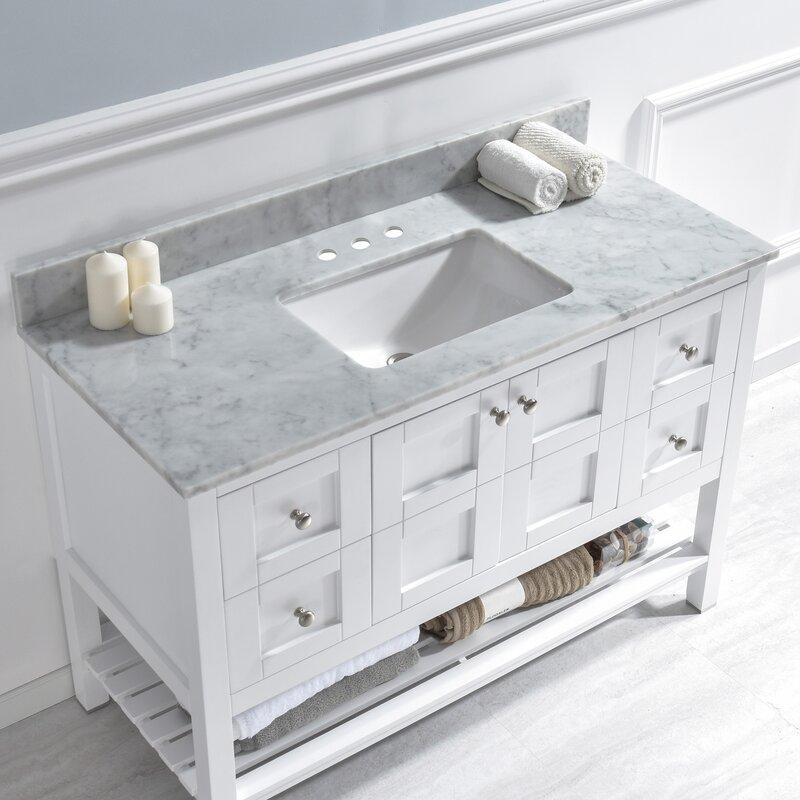 Woodbridge 49 Single Bathroom Vanity