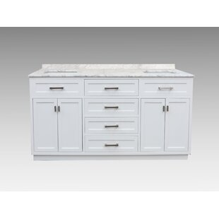 Montverde 72 Double Bathroom Vanity Set By Rosecliff Heights