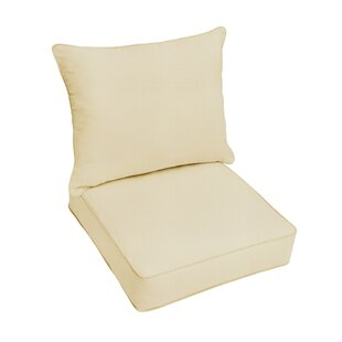 Bay Isle Home Hanson Indoor/Outdoor Sunbrella Dining Chair Cushion