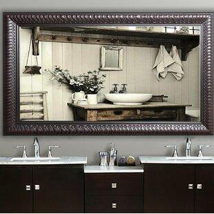 Reviews Pulido Royal Curve Bathroom/Vanity Mirror ByCharlton Home