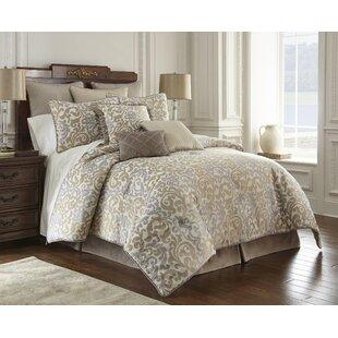 Austin Horn Classics Elegance 4 Piece Luxury Comforter Set